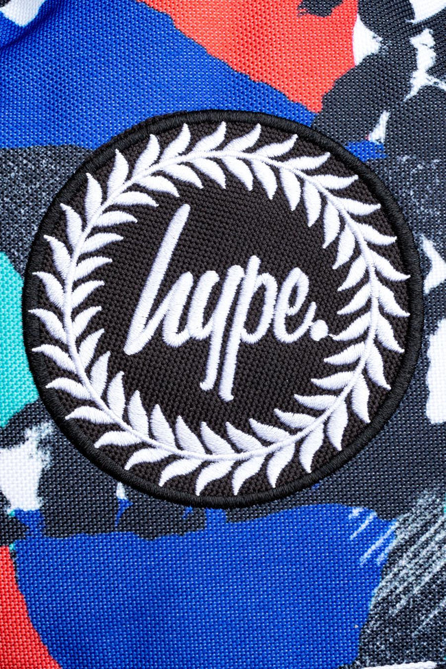 HYPE ABSTRACT BACKPACK