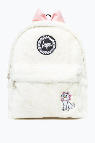 HYPE DISNEY MARIE FUR BACKPACK