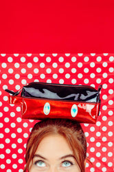 HYPE DISNEY MICKEY SHINE PENCIL CASE