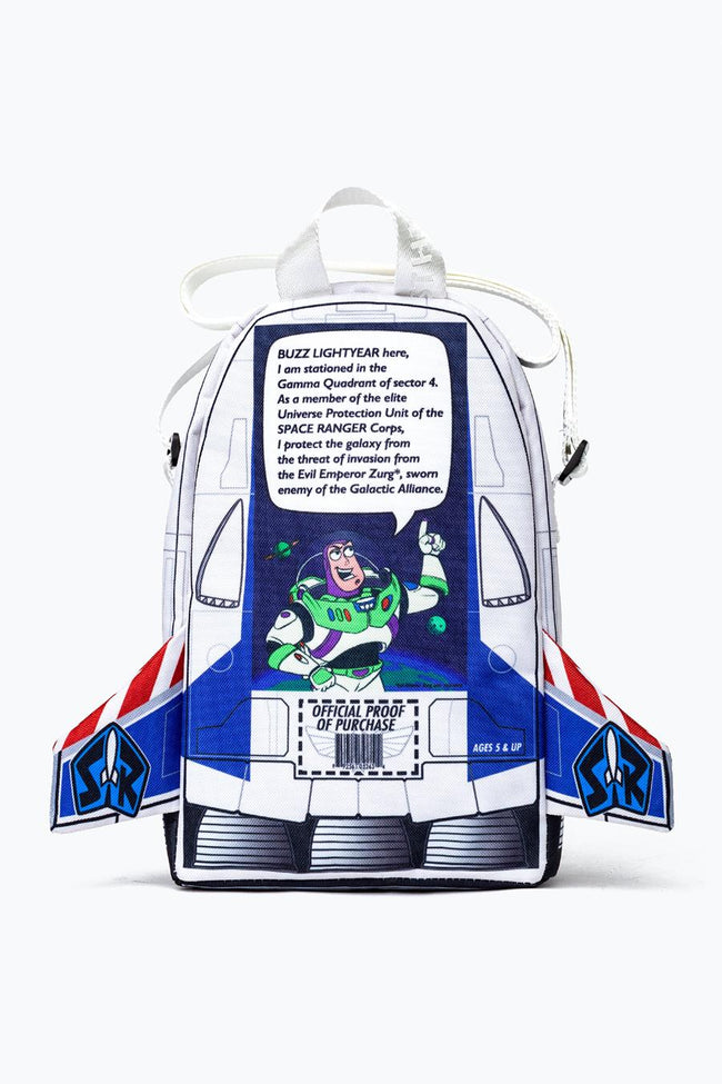 HYPE DISNEY TOY STORY BUZZ LIGHTYEAR BOX SIDE BAG
