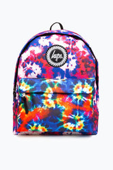 HYPE 90S TYE DYE BACKPACK