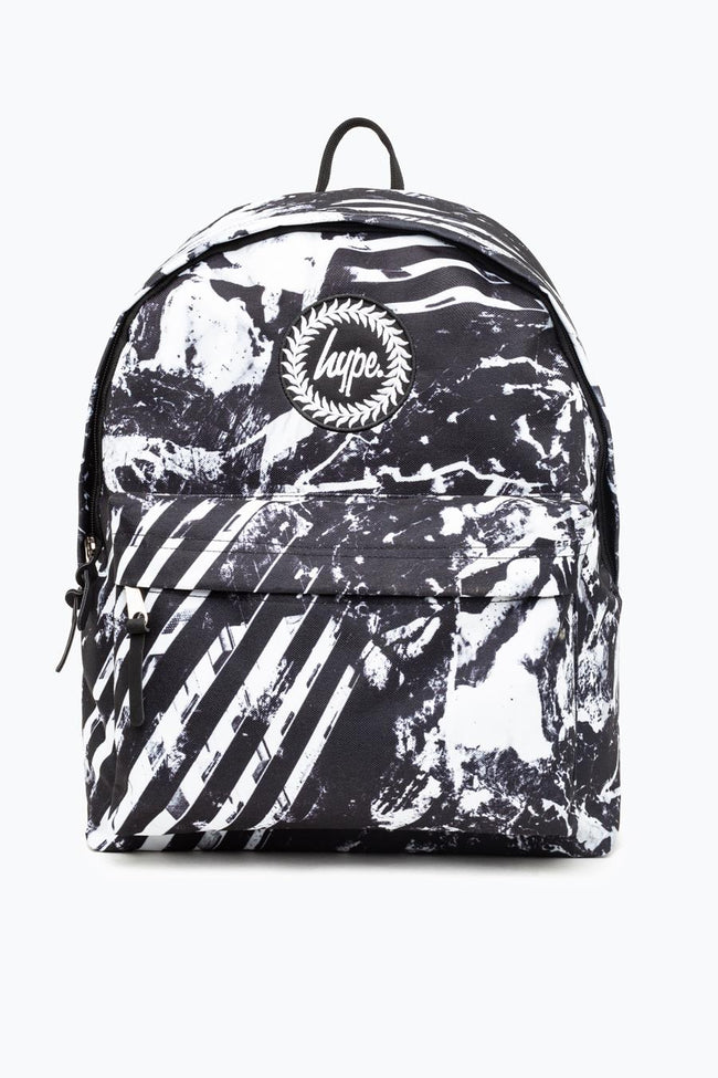 HYPE MONO ABSTRACT BACKPACK