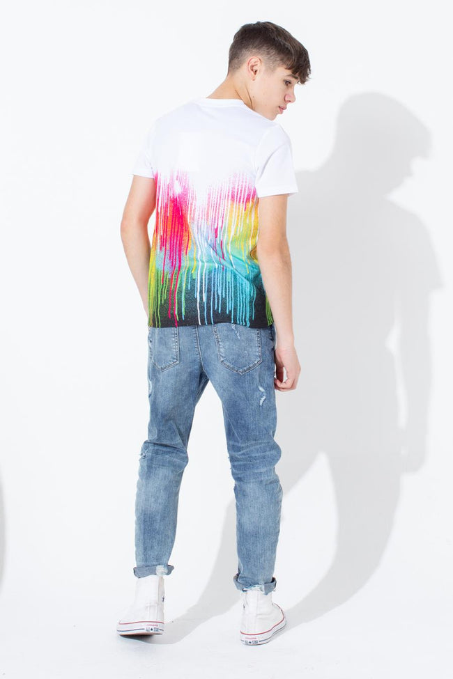 HYPE BRIGHT DRIPS KIDS T-SHIRT