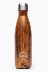 HYPE BROWN METAL REUSABLE BOTTLE