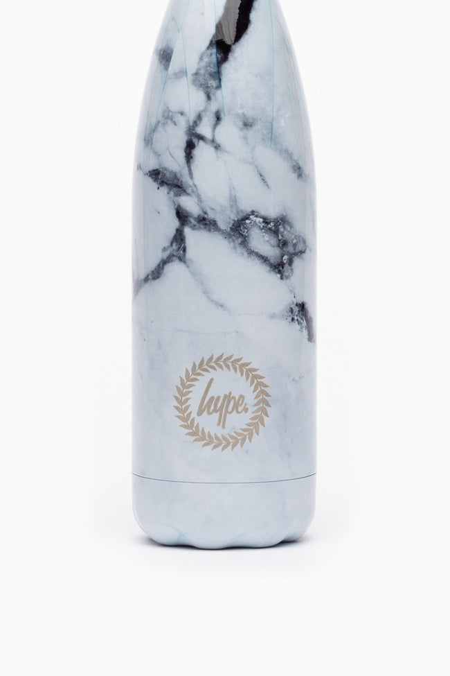 HYPE MARBLE METAL REUSABLE BOTTLE