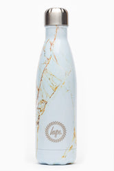 HYPE ROSE GOLD MARBLE METAL REUSABLE BOTTLE