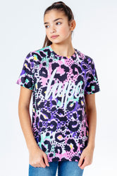 HYPE CHIC ANIMAL KIDS T-SHIRT