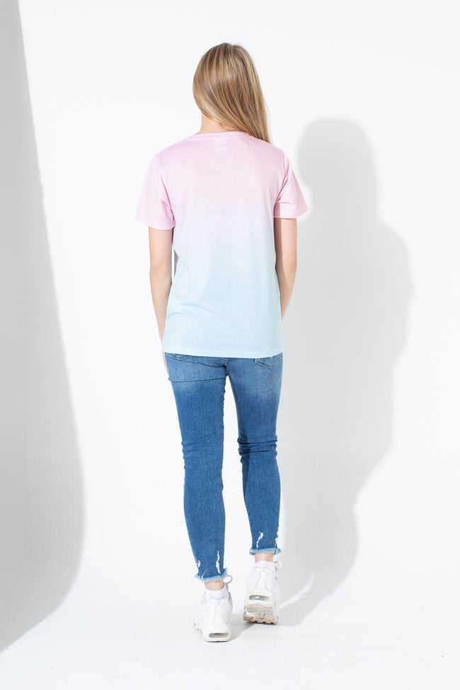 HYPE SPECKLE FADE KIDS T-SHIRT