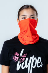 HYPE ORANGE SNOOD HEADWEAR