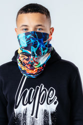 HYPE MULTI SPLAT SNOOD HEADWEAR