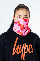 HYPE LOBSTER VIBES SNOOD HEADWEAR