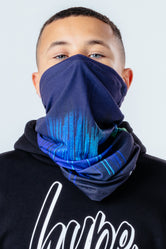 HYPE BLUE DRIPS SNOOD