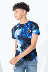 HYPE PLAYSTATION MULTI SPACE KIDS T-SHIRT