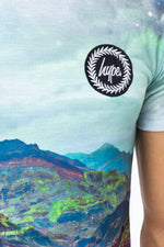 HYPE UTOPIA CREST MENS T-SHIRT