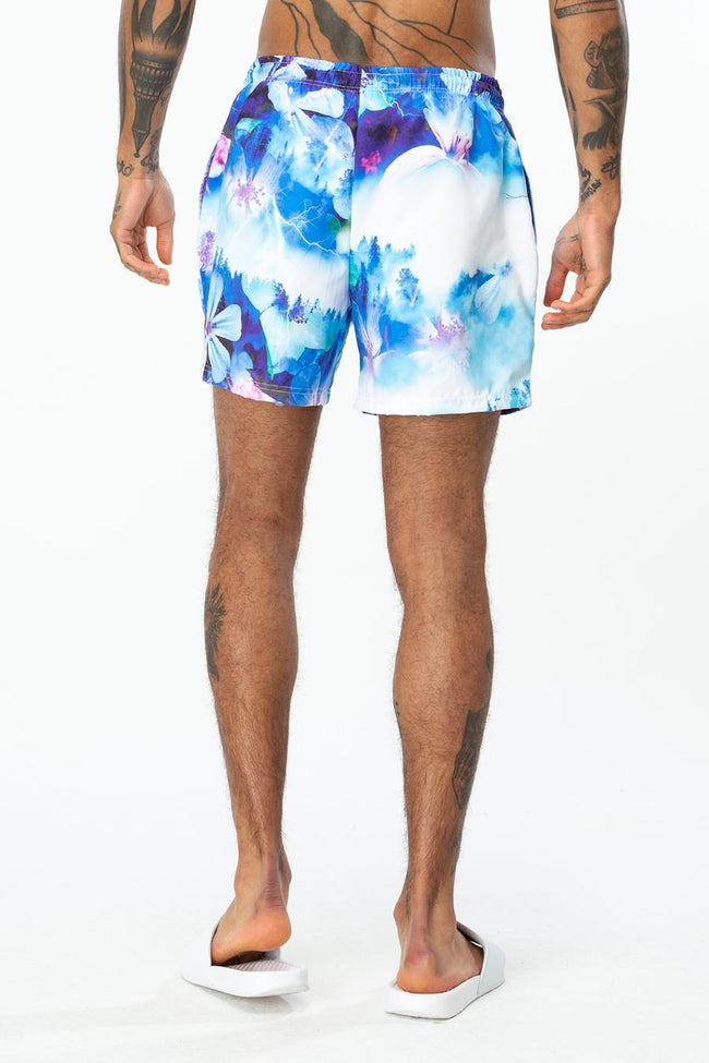 HYPE MIDNIGHT FOREST MEN'S BOARD SHORTS