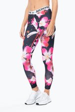 HYPE THESE FLOWERS WOMEN'S LEGGINGS