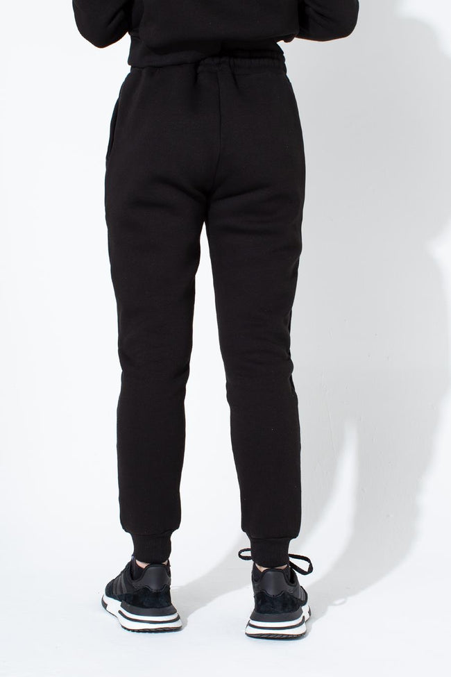 HYPE BLACK ROSE GARDEN KIDS JOGGERS