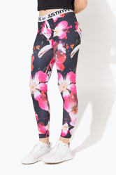 HYPE THESE FLOWERS KIDS LEGGINGS