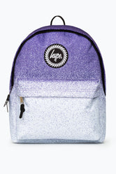 HYPE BLUE POWDER SPECKLE FADE BACKPACK