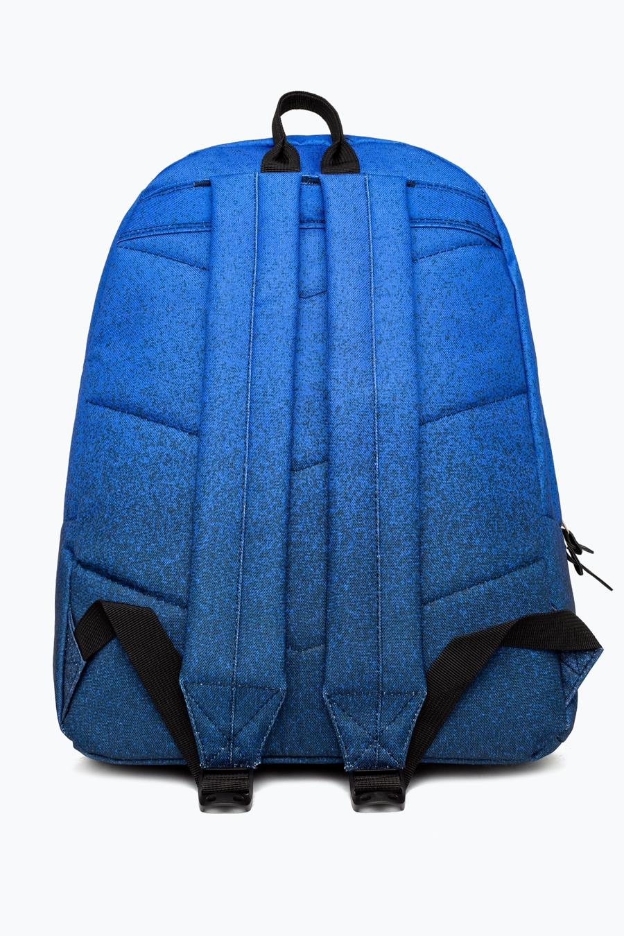 d85cc84052 HYPE NAVY SPECKLE FADE BACKPACK – JustHype ltd