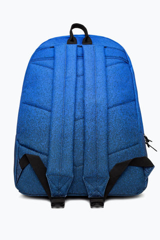 HYPE NAVY SPECKLE FADE BACKPACK
