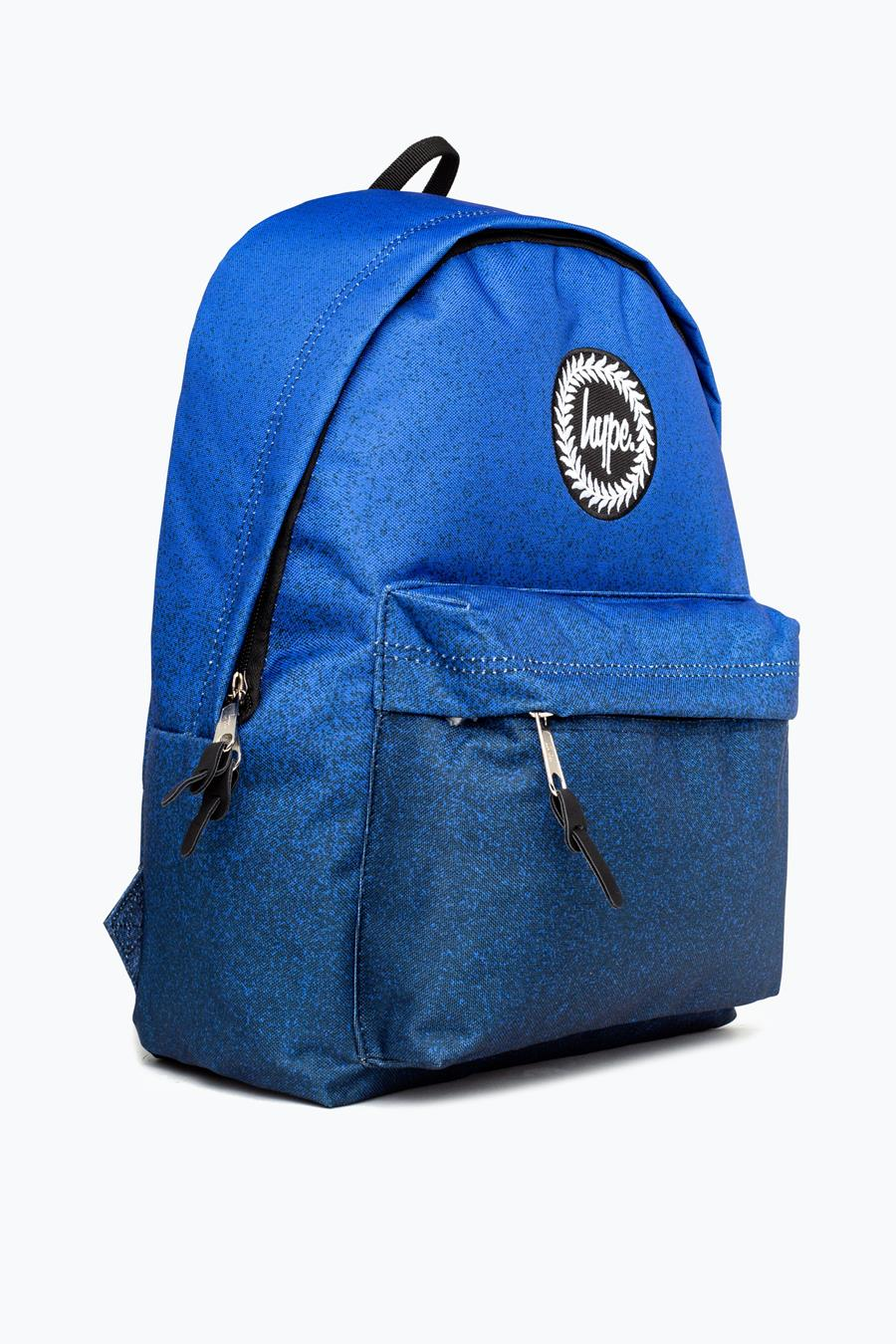 buy cheap new lifestyle outlet store sale HYPE NAVY SPECKLE FADE BACKPACK | Justhype ltd