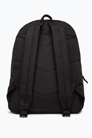 HYPE BLACK FLORAL POCKET BACKPACK