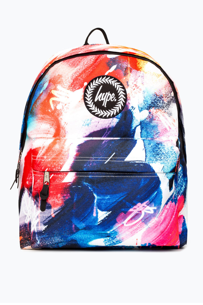 HYPE RAINBOW DOODLES BACKPACK