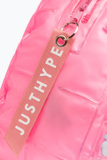 HYPE PINK FLAMINGO BUBBLE BACKPACK