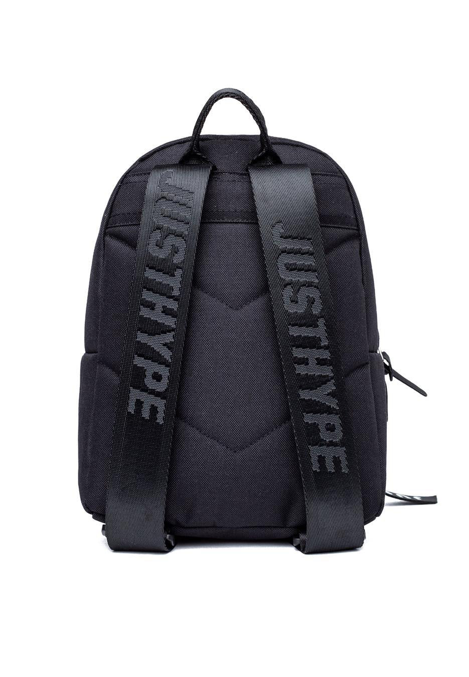 66d6d8074 HYPE BLACK CORE CREST MINI BACKPACK – JustHype ltd