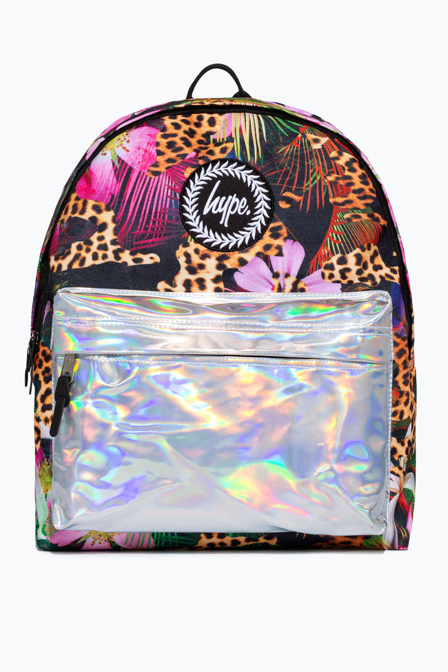 HYPE HOLOGRAPHIC JUNGLE BACKPACK