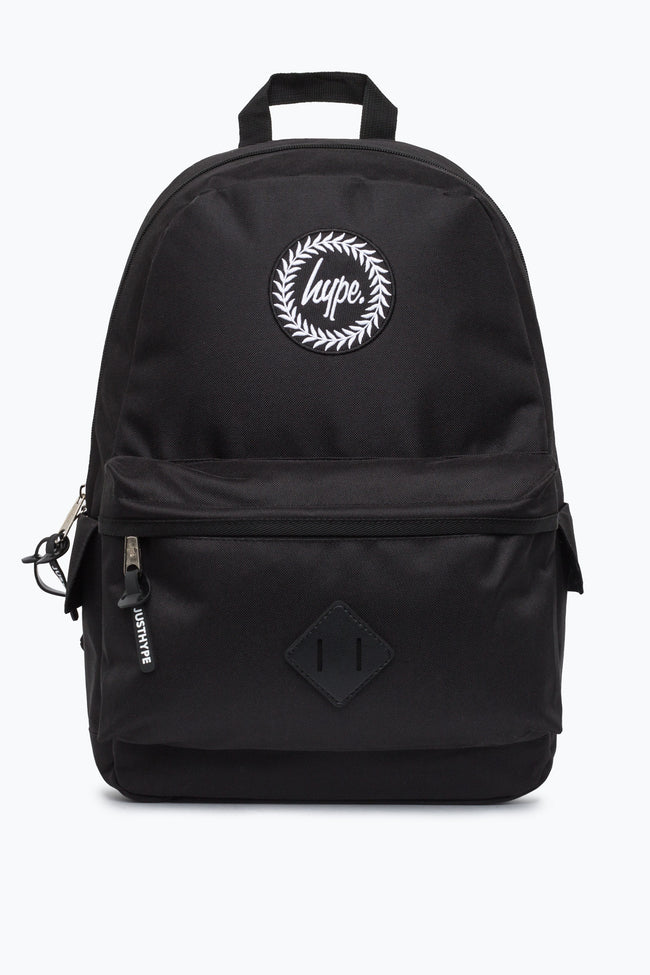HYPE BLACK CORE CREST MIDI BACKPACK