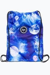 HYPE BLUE MILKY WAY DRAWSTRING