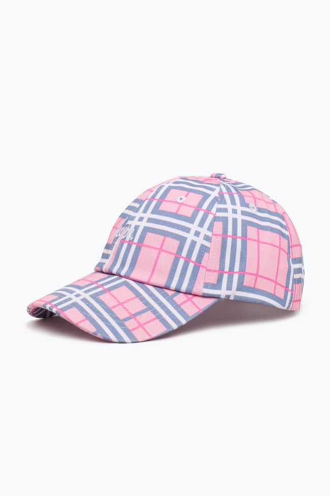 HYPE PINK CLUELESS DAD HAT