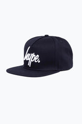 HYPE BLACK MILKY WAY SCRIPT SNAPBACK HAT