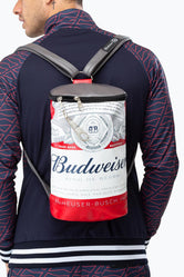 HYPE BUDWEISER CAN BACKPACK