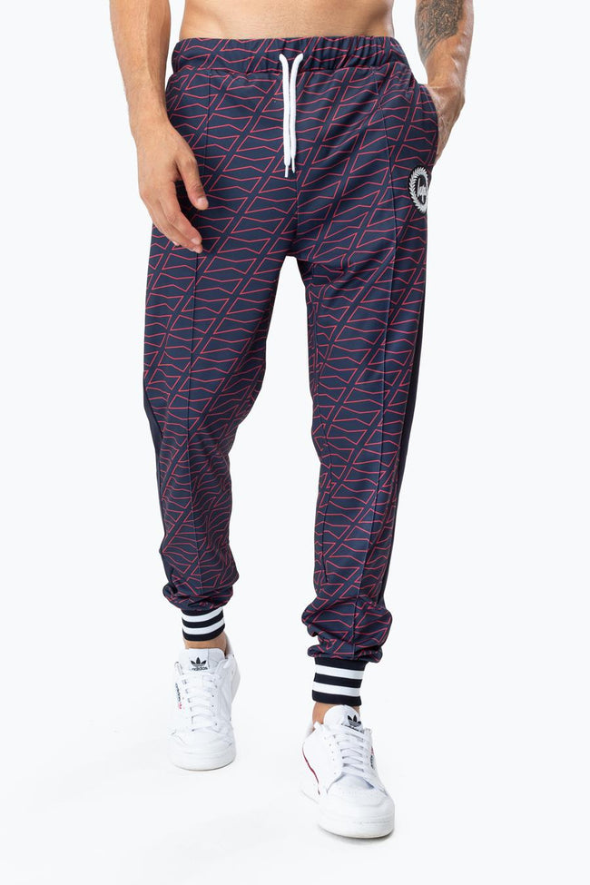 HYPE BUDWEISER BOW TIE MENS JOGGERS