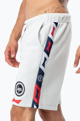 HYPE BUDWEISER LOGO TAPING MENS SHORTS