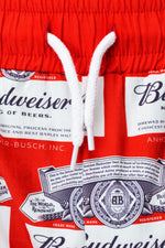 HYPE BUDWEISER LOGO MENS BASKETBALL SHORTS