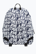 HYPE NAVY JUSTHYPE BACKPACK