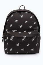 HYPE BLACK SCRIPT REPEAT BACKPACK