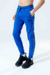 HYPE COBALT MICRO TAPING KIDS JOGGERS