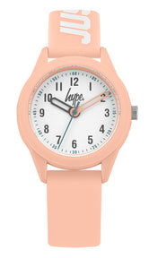 HYPE BABY PINK JUSTHYPE KIDS WATCH