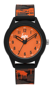 HYPE CAMO DRIPS KIDS WATCH