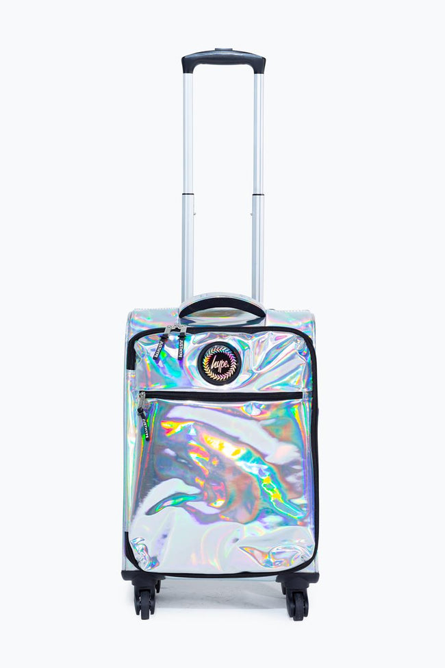 HYPE HOLOGRAPHIC CABIN SUITCASE