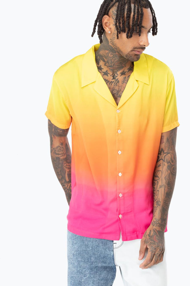 HYPE TEQUILA SUNRISE MEN'S SHIRT
