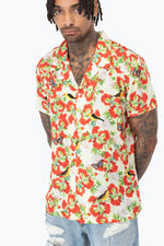 HYPE BIRD OF PARADISE MEN'S SHIRT