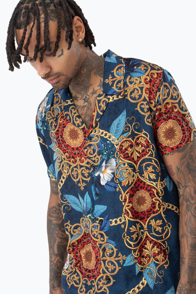 HYPE REGAL BAROQUE MEN'S SHIRT