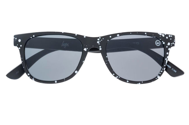 HYPE BLACK SPECKLE HYPEFARER SUNGLASSES