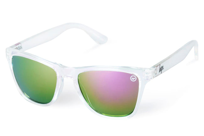 HYPE CLEAR WAYF SUNGLASSES